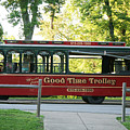 Good Time Trolley by Tom Hufford