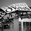 Goodbye Cleveland Stadium by Kenneth Krolikowski