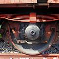 Goods Wagon Wheel by Don Pedro DE GRACIA