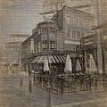 Goody Glovers Irish Pub - Boston by Mim White