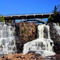 Gooseberry Falls 3 by Jimmy Ostgard