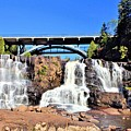 Gooseberry Falls 4 by Jimmy Ostgard
