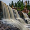 Gooseberry Falls by CA Johnson