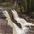 Gooseberry Middle Falls 26 by John Brueske