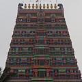 Gopuram by Satish Kumar