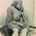 Gorbun2 1881 Ilya Repin by Eloisa Mannion