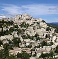 Gordes Provence France by Alan Toepfer