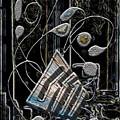 Gordian Harp by Mark Sellers