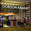 Gordon Ramsay by Ricky Barnard