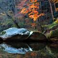 Gorge Boulders 2 by Sam Davis Johnson