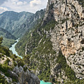 Gorge Du Verdon by Gareth Davies