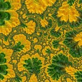 Gorgeous Fabric Design - Series Number Ten by Barbara Zahno