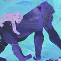 Gorgeous Gorilla by Candace Shrope