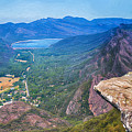 Gorgeous Grampians   Panorama by Ray Warren