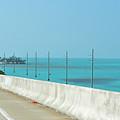 Gorgeous Key West Sea  by Davids Digits