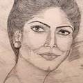 Gorgeous Lady by Gagandeep Kaur