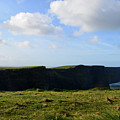 Gorgeous Seascape Along The Cliffs Of Moher In Ireland by DejaVu Designs