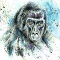 Gorila2 by Liza Gonen