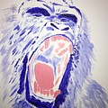 Gorilla Roars by Jack Bunds