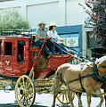 Goshen Parade 1980-2 by Gene Parks