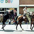 Goshen Parade 1980 by Gene Parks