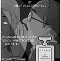 Gossip By Steve In Accounting by Hilary Fitzgerald Campbell