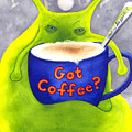 Got Coffee by Catherine G McElroy