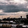 Gotham City by Aedon Colino