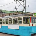 Gothenburg Tram Car by Antony McAulay