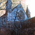 Gothic Church by Heather Lennox