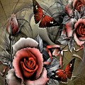 Gothic Roses by G Berry