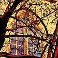 Gothic Window by Jill Tennison