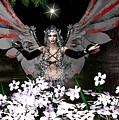 Gothick Fairy by Eva Thomas