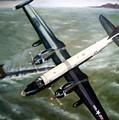 Gottcha - Navy P2v-7 Vs Foxtrot 1967 by Ron Hamilton