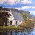 Gougane Barra Cork by Sean Conlon