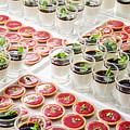 Gourmet Desserts by Jacek Malipan