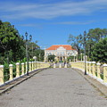 Governor Mansion In Battambang Cambodia by Julien Viry