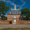 Governor's Palace by Christopher Holmes
