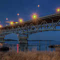 G.p. Coleman Bridge by Jerry Gammon