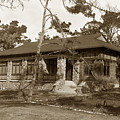 Grace H Dodge Chapel Auditorium Asilomar Circa 1925 by California Views Archives Mr Pat Hathaway Archives