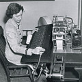 Grace Hopper, American Computer Scientist by Science Source