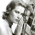 Grace Kelly, 1954 by Everett