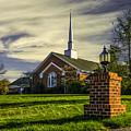 Grace United Methodist Church by Nick Zelinsky