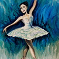 Graceful Dance by Elizabeth Robinette Tyndall