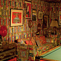 Graceland The Home Of Elvis Presley, Memphis, Tennessee by Timothy Wildey