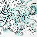 Gracias-1 by Mary Shawn Newins