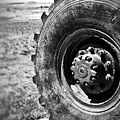 Grader Tire by Susan Kinney