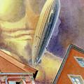 Graf Zeppelin by Oleg Konin