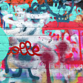 Graffiti 1 by Delphimages Photo Creations