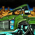 Graffiti 10 by Ben Yassa